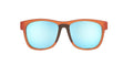 goodr Sunglasses - The BFGs - That Orange Crush Rush