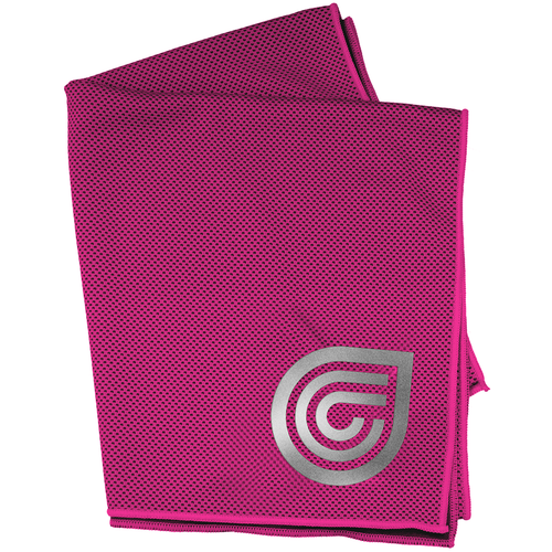 Coolcore Chill Sports Towel - Fushsia