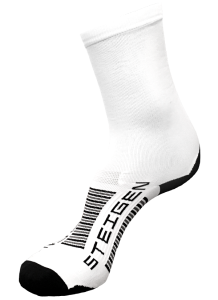 Steigen Socks - 3/4 Length - White