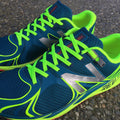 Xpand Elastic Performance Laces - Neon Green