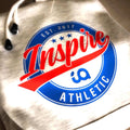 PRE ORDER | Inspire Athletic Hoodie - Ladies and Juniors - (with name on sleeve)