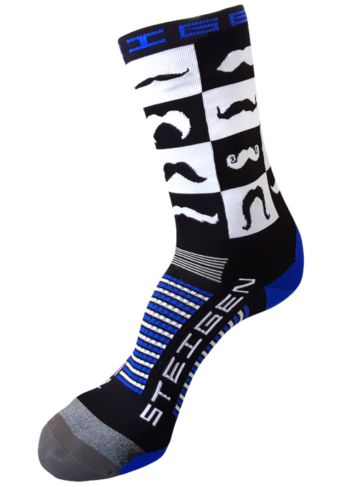 Steigen Socks - 3/4 Length - Movember