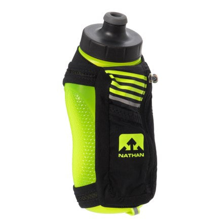 Nathan Sports Speedmax Plus - Black & Yellow