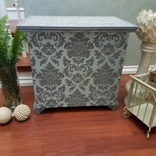 Vintage Victorian Style Nightstand / Accent Table
