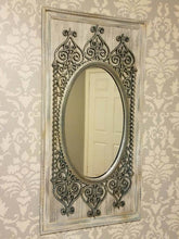 Custom Ornate Framed Mirror