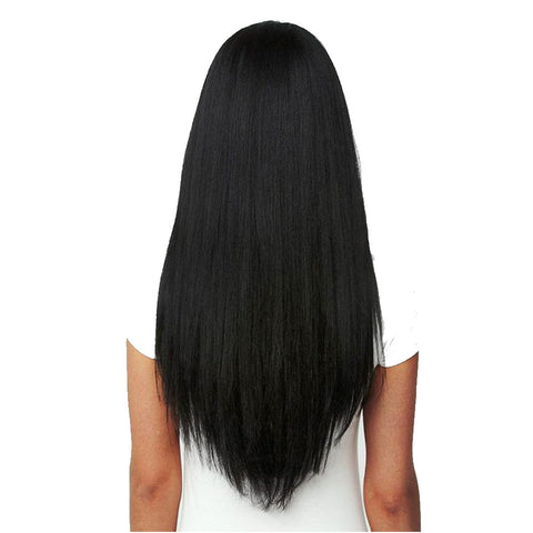 Queen like Hair Products 8-28 1 Piece Human Hair Weave Bundle Deals Non Remy Natural Color Brazilian Straight Hair Weave Bundles