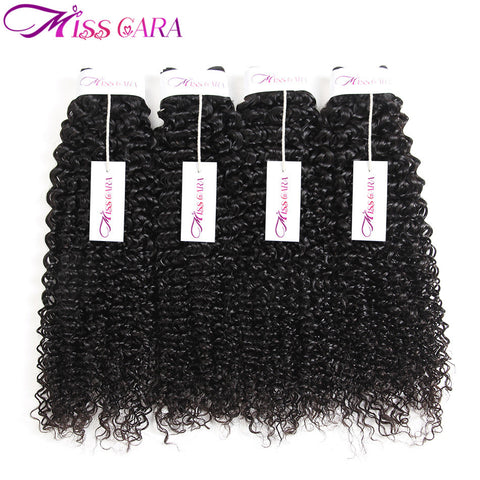 Mongolian Kinky Curly Hair Miss Car 1 Bundle 100g(+/-5g)/piece 10-28inch Available 100% Remy Human Hair Extension Free Shipping