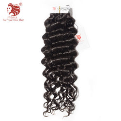 [FYNHA] Peruvian Virgin Hair Bouncy Curly 100% Human Hair Bundles 12-28inch Free Shipping