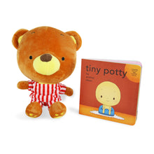 """Bear"" - Stuffed Potty Companion"