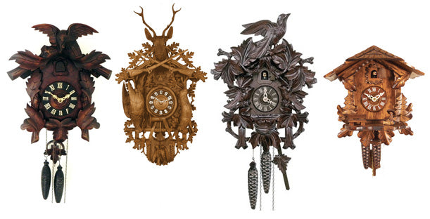 The Past, Present, and Future of the Cuckoo Clock