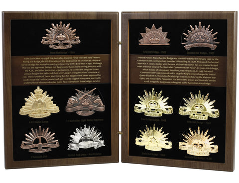 Master Creations-Great War Commemorative Rising Sun Collection-MS34982L-The Best Handy Crafts