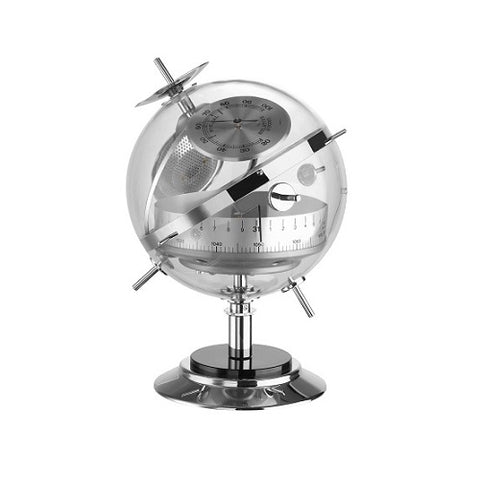 TFA Dostmann-Sputnik Weather Station In Chrome-20.2047.54-The Best Handy Crafts