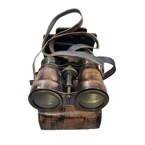 Dollond London Binocular In Leather Case