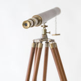Single Barrel Telescope On Tripod-The Best Handy Crafts