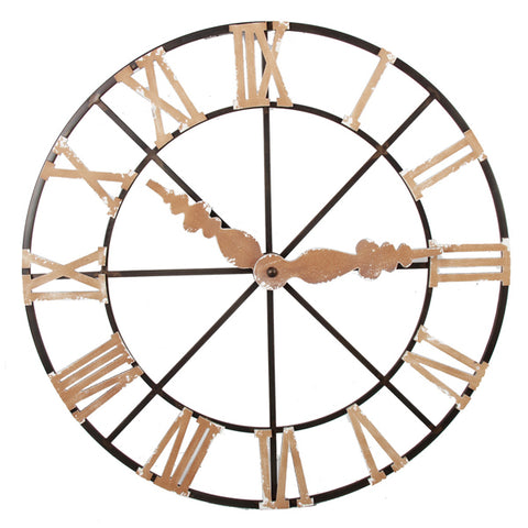 Dasch Design-Mercury Wall Clock-The Best Handy Crafts