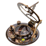 Gilbert & Sons Sundial And Compass