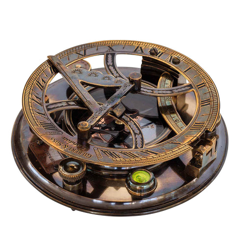Best Handy Crafts - Gilbert Sundial Compass