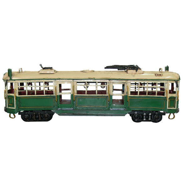 Boyle-Melbourne's W Class Tram Model-30416-The Best Handy Crafts