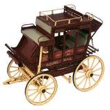 Boyle-Cobb & Co Stagecoach Model-30534-The Best Handy Crafts