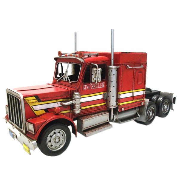 Boyle-King Hauler Model Truck-30545-The Best Handy Crafts