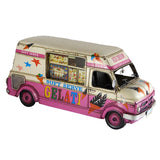 Boyle-Ice Cream Truck Model With Music Box-30617-The Best Handy Crafts