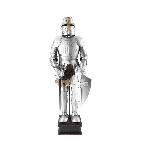 Boyle-Arthur Crusader Knight With Sword-A33003-The Best Handy Crafts