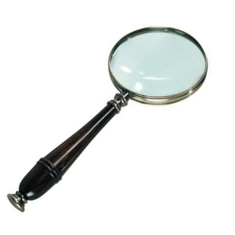 Best Handy Crafts-AM Bronzed Magnifying Glass AC099B