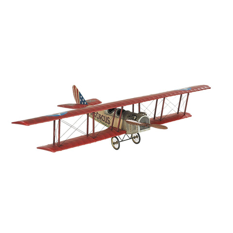 AM Flying Circus Jenny Airplane Scale Model Medium AP400