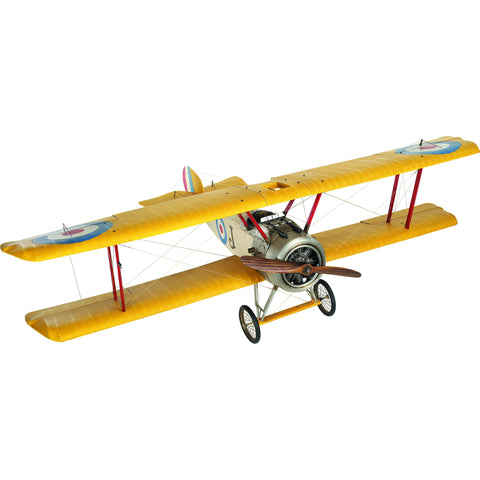 AM Sopwith Camel Airplane Scale Model Medium AP402