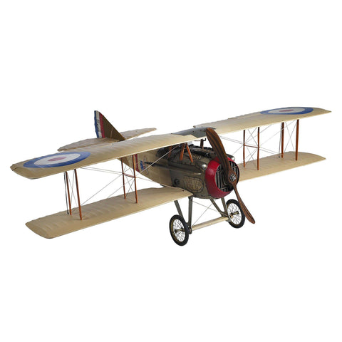 AM Spad XIII Classic Airplane Scale Model AP413