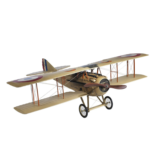 AM Spad XIII French Airplane Scale Model AP413F