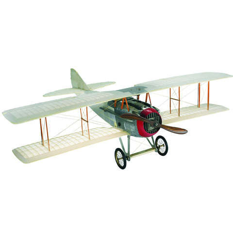 AM Spad XIII Transparent Airplane Scale Model AP413T