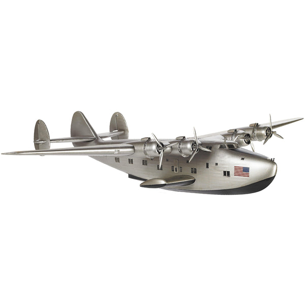 AM 1930's Dixie Clipper Airplane Scale Model AP451