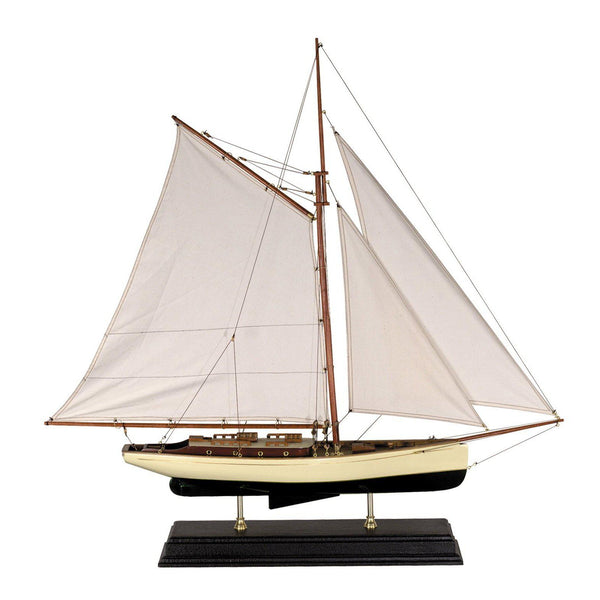 AM 1930s Classic Yacht Model (Large) AS135