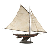 Yacht 'Ironsides' Small