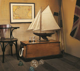 Yacht 'Ironsides' Small-The Best Handy Crafts
