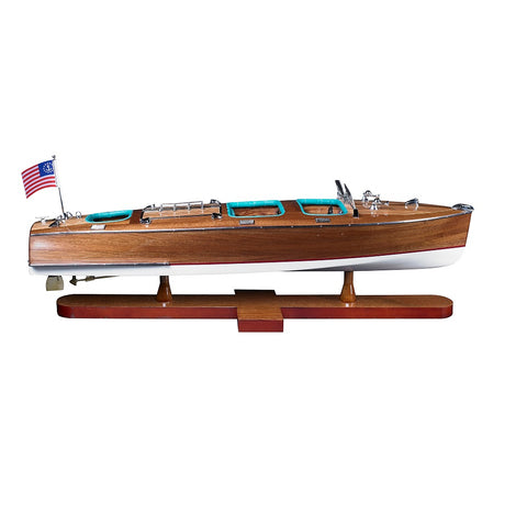 AM Triple Cockpit Speed Boat Model AS183 1