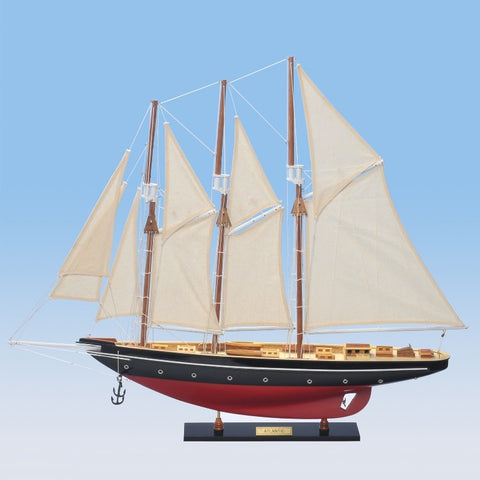 Atlantic Yacht Model-The Best Handy Crafts
