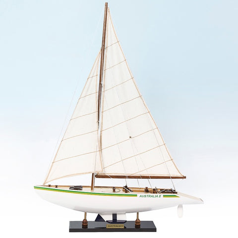 Australia 2 Yacht Model-The Best Handy Crafts