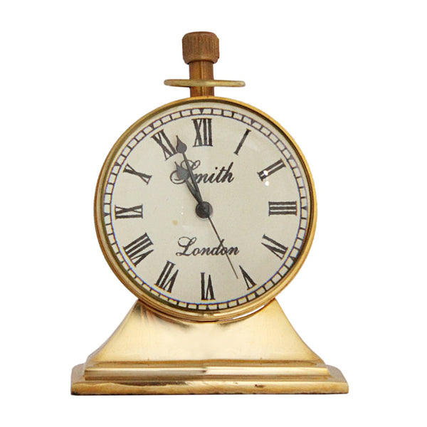 Table Ball Clock With Assorted Dials