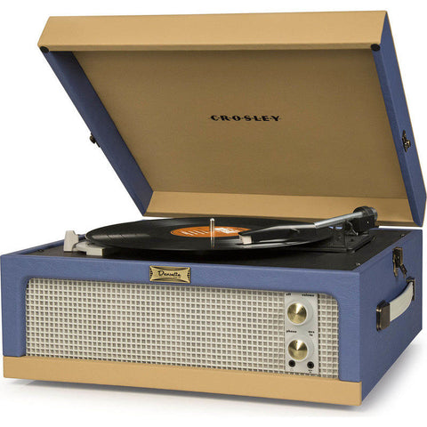 Crosley Dansette Junior Portable Turntable CR6234A-BT