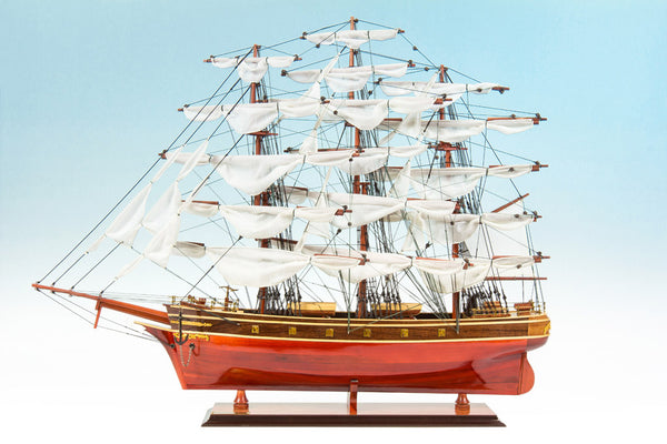 Cutty Sark Ship Model-The Best Handy Crafts