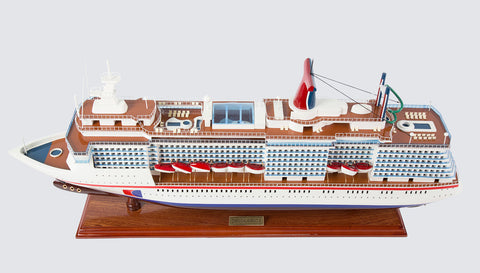 Carnival Miracle Cruise Model-The Best Handy Crafts