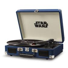 Crosley Star Wars Classic Turntable CR8005D-SC