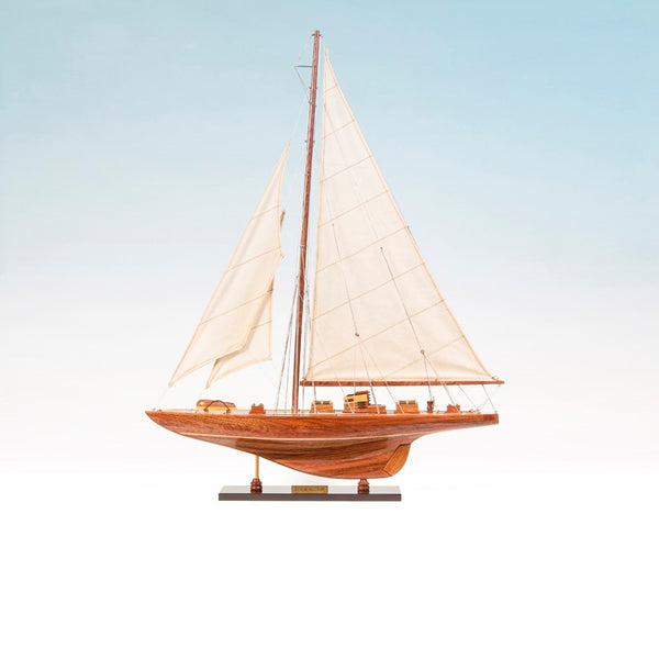 Endeavour Yacht Model Large-The Best Handy Crafts