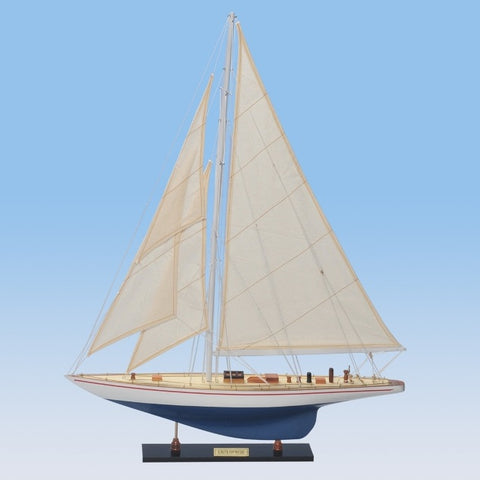 Enterprise Yacht Model-The Best Handy Crafts