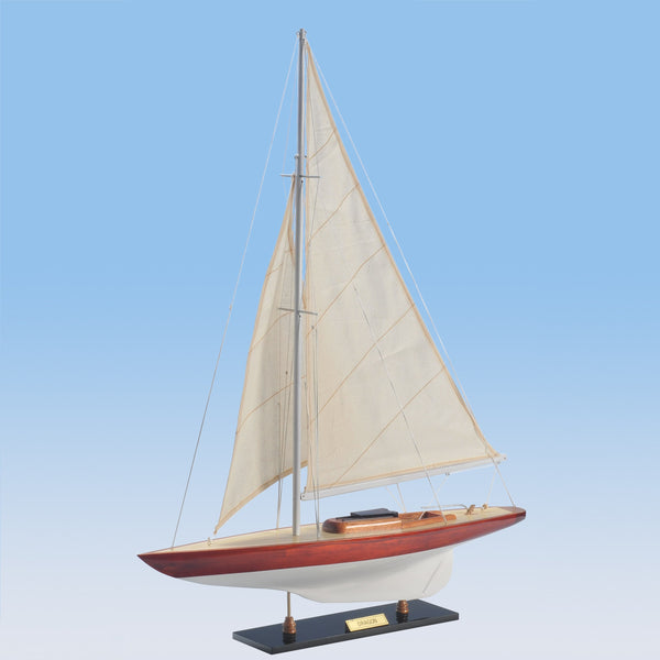 Dragon Yacht Model