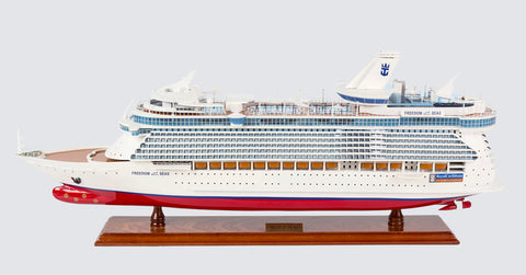 Freedom of the Seas Cruise Model