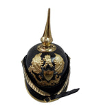 WW1 Pickelhaube Spike Helmet - Multiple Crests-The Best Handy Crafts