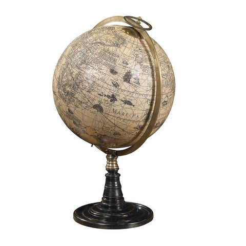 Best Handy Crafts AM Old World Globe Stand GL046